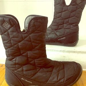 Women's Columbia boots